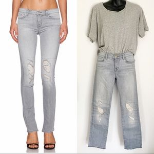 J Brand Mid Rise Raul Jeans